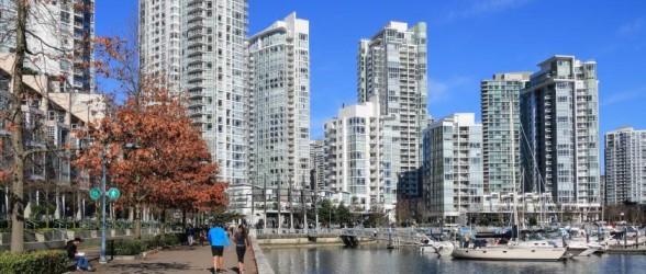 کاهش اندک بهای مسکن در ونکوور برای دومین ماه متوالی