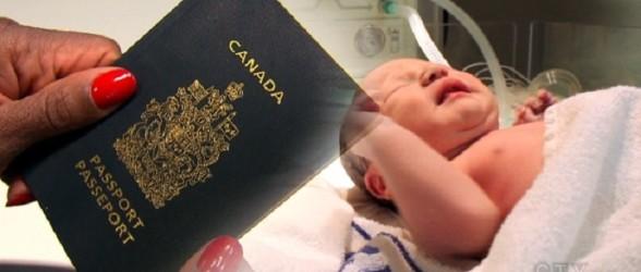 محافظه کاران در صورت پیروزی در انتخابات فدرال،اعطای شهروندی کانادا به فرزندان مادران توریست را متوقف می کنند