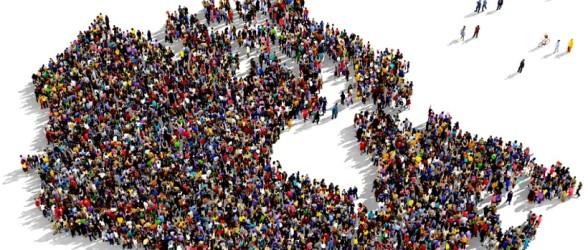 رکورد 60 ساله رشد جمعیت کانادا شکسته شد
