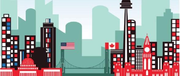با گذشت ده سال از رکود اقتصادی،خریداران مسکن در آمریکا سود بیشتری بردند یا در کانادا؟