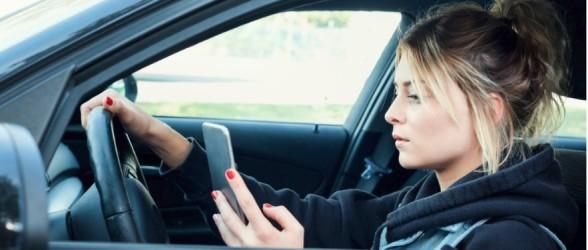 جریمه رانندگان حواس پرت در تورنتو تا 3000 دلار افزایش یافت