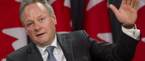 رییس بانک مرکزی کانادا: افزایش نرخ بهره در مسیر بسیار نامطمئنی قرار دارد