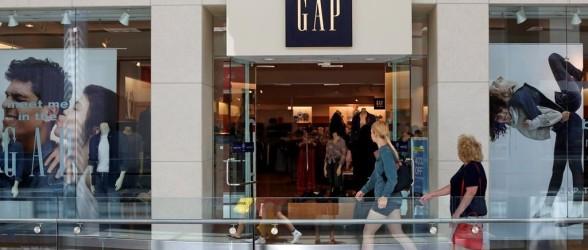 تعطیلی 230 فروشگاه Gap در آمریکای شمالی