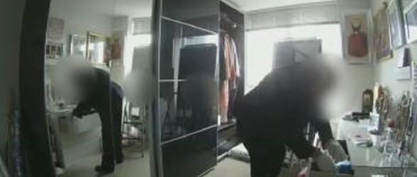 نگهبان مجتمع ساختمانی داون تاون ونکوور پس از سرقت از یکی از واحدها دستگیر شد!(فیلم)