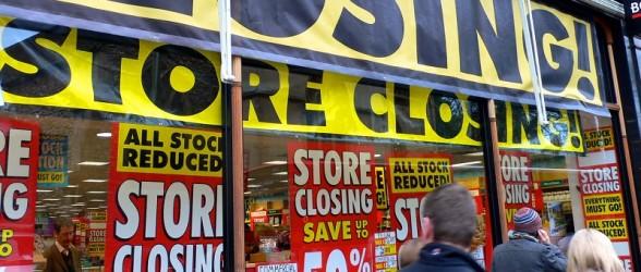 سالهای پایانی فروشگاه های خردهفروشی در کانادا و آمریکا نزدیک است؟