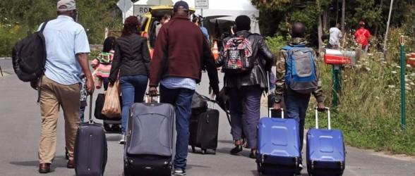 سازمان خدمات مرزی کانادا از 45 هزار مهاجر «غیرقانونی» تنها 866 نفر را دیپورت کرده!!