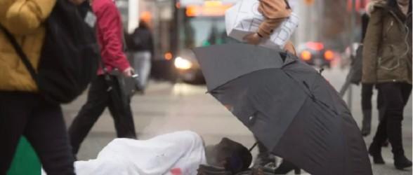 تعداد مهاجران و پناهندگانی که در کانادا بیخانمان و کارتن خواب میشوند، رو به افزایش است