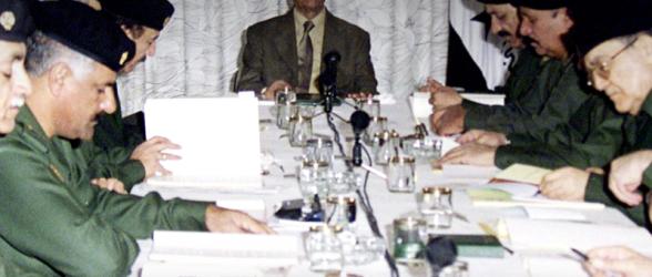 وزیر صدام حسین از کانادا درخواست پناهندگی کرد تا هزینه دیالیزش را از جیب مالیات دهندگان کانادایی پرداخت کند!