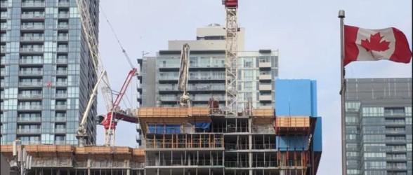 بیش از نیمی از رشد تولید ناخالص داخلی کانادا وابسته به بازار مسکن و ساختساز است