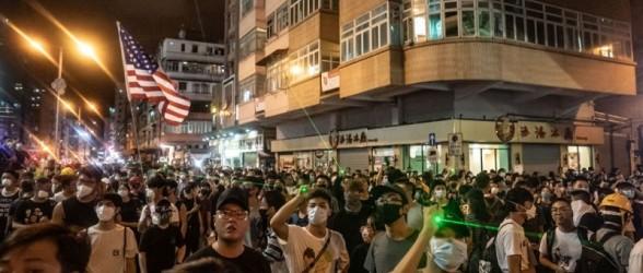 هشدار سفارت چین به کانادا :در امور هنگ کنگ دخالت نکنید
