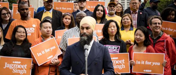وعده یارانه اجاره 5 هزار دلاری برای کمک به خانوادههای کم درآمد از سوی حزب NDP