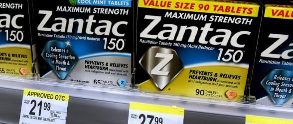 هشدار نسبت به مصرف«زانتاک» بخاطر ریسک آلودگی به مواد سرطان زا
