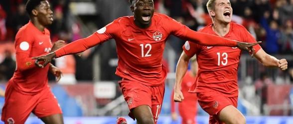 پیروزی تیم ملی فوتبال کانادا مقابل آمریکا پس از 34 سال