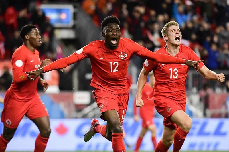 پیروزی تیم ملی فوتبال کانادا مقابل آمریکا پس از 34 سال : iroonia