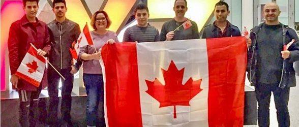 خوشآمدگویی کانادا به پناهجوی ایرانی که ۶ سال در جزیره مانوس به سر برد