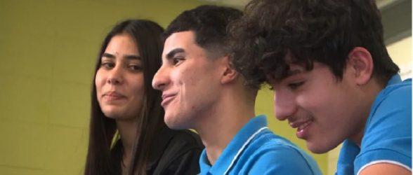 دانش آموزان دبیرستانی در مونتریال جان معلمشان را با احیای قلبی نجات دادند