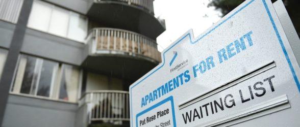 ونکوور نیازمند 10 هزار واحد اجارهای مقرون به صرفه در سال است