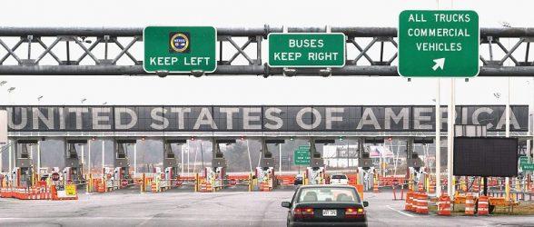 کشف باند قاچاق مکزیکی ها از بریتیش کلمبیا به آمریکا
