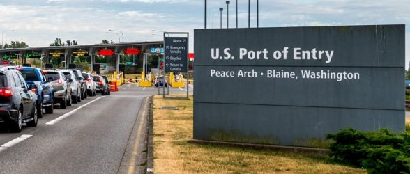 آمریکا از افراد بازداشت شده در مرزهای ورودی نمونه دیانای جمع میکند