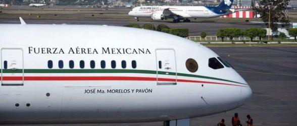 تلاش دولت مکزیک برای فروش«جت 130 میلیون دلاری ریاستجمهوری» به کانادا !