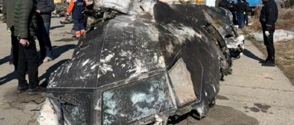 تیم تحقیق اکراینی تنها سه ساعت پس از شروع کار در تهران از حمله موشکی به هواپیما مطمئن شده بود!