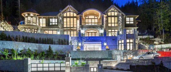 قیمت منازل لوکس در ونکوور و کلگری پایین آمد، در دیگر شهرها بالا رفت