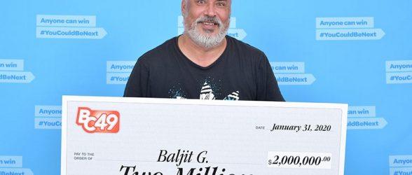 برنده ونکووری لاتاری دو میلیون دلاری می خواهد رویای عروسی دخترش را محقق کند
