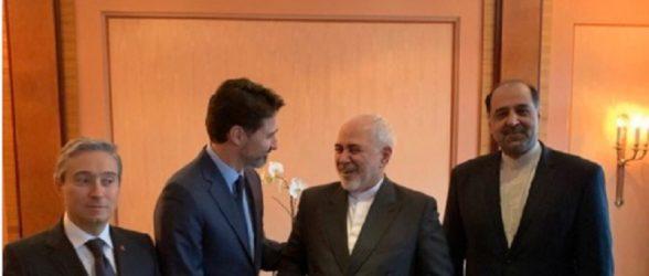 چرا توضیح نخست وزیر ترودو در مورد علت دیدار با ظریف، برخی از ایرانی-کانادایی ها را قانع نکرد؟