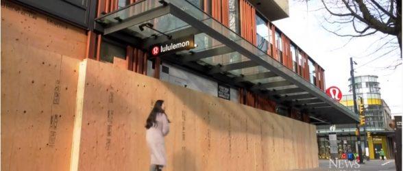 افزایش چهار برابری سرقت از فروشگاه ها در ونکوور