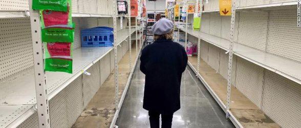 فروشگاه های بزرگ کانادا:مواد غذایی به اندازه کافی  در انبارها موجود است؛نگران نباشید