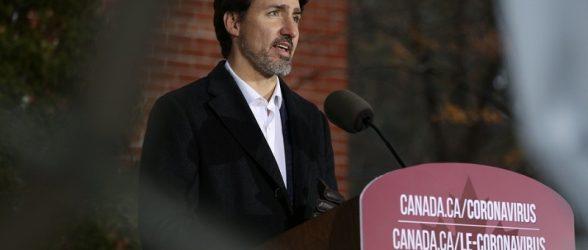 سوبسید 75 درصدی دولت فدرال  کانادا برای شرکتهایی که بیش از 30 درصد درآمد خود را از دست داده اند