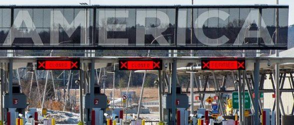 مذاکره مقامات آمریکا و کانادا با هدف تمدید بسته بودن مرز برای سفرهای غیرضروری