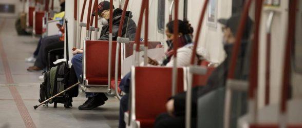 اطلاعات تلفن های همراه نشان می دهد کانادایی ها کمتر از هر زمان دیگری از منطقه سکونتشان خارج می شوند