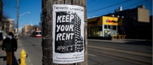 نگرانی مستاجرین وصاحبخانه های کانادایی با رسیدن اول آوریل و موعد پرداخت اجاره