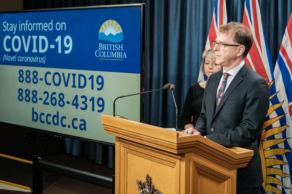شمار واقعی مبتلایان کووید-19 در مترو ونکوور هشت برابر اعلام رسمی است