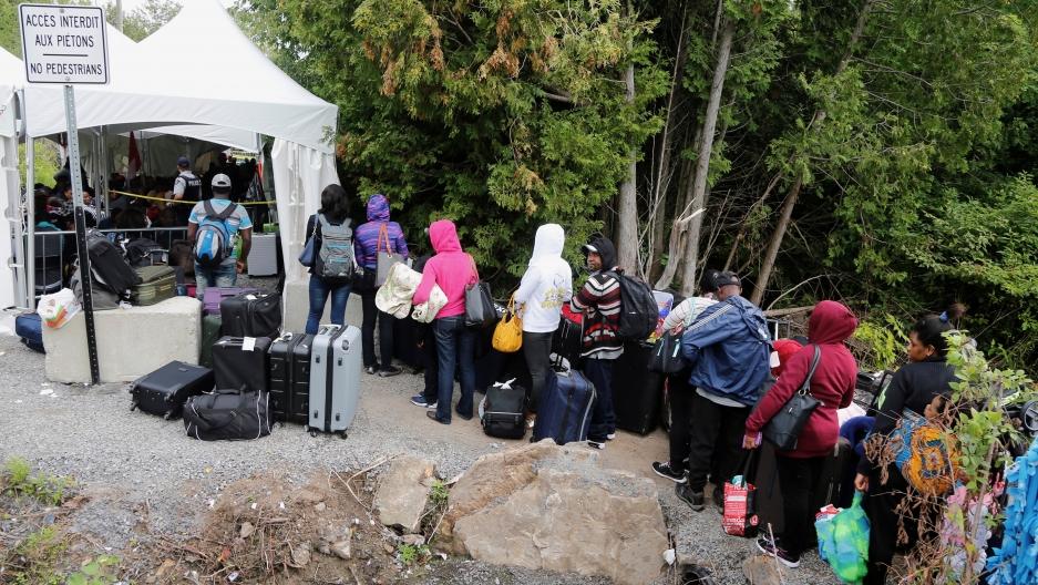 شمار درخواست پناهندگی در کانادا با وجود پاندمی کووید-19 در حال افزایش است!!