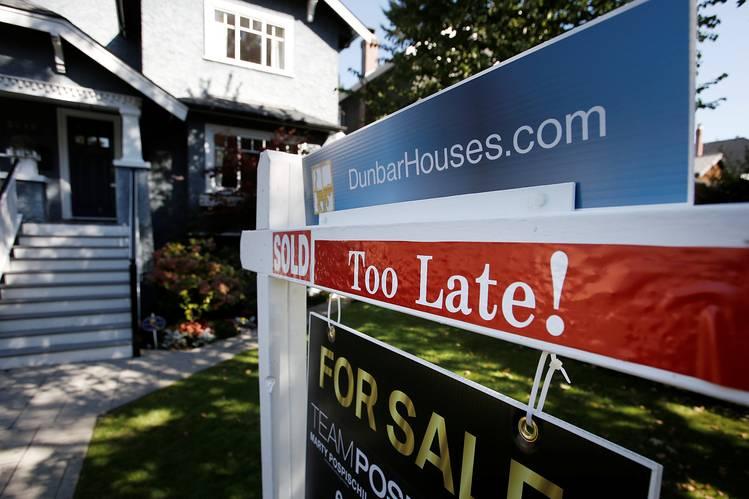 افزایش 14 درصدی قیمت متوسط مسکن در کانادا طی ماه گذشته