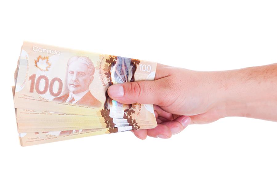 تقریبا یک چهارم جمعیت کانادا از کمک مالی 2000 دلاری دولت استفاده کرده است