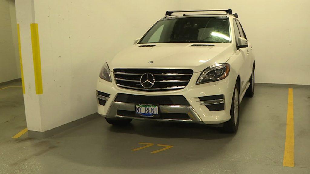 فروش پارکینگ خودرو  100 هزار دلاری در داون تاون ونکوور!