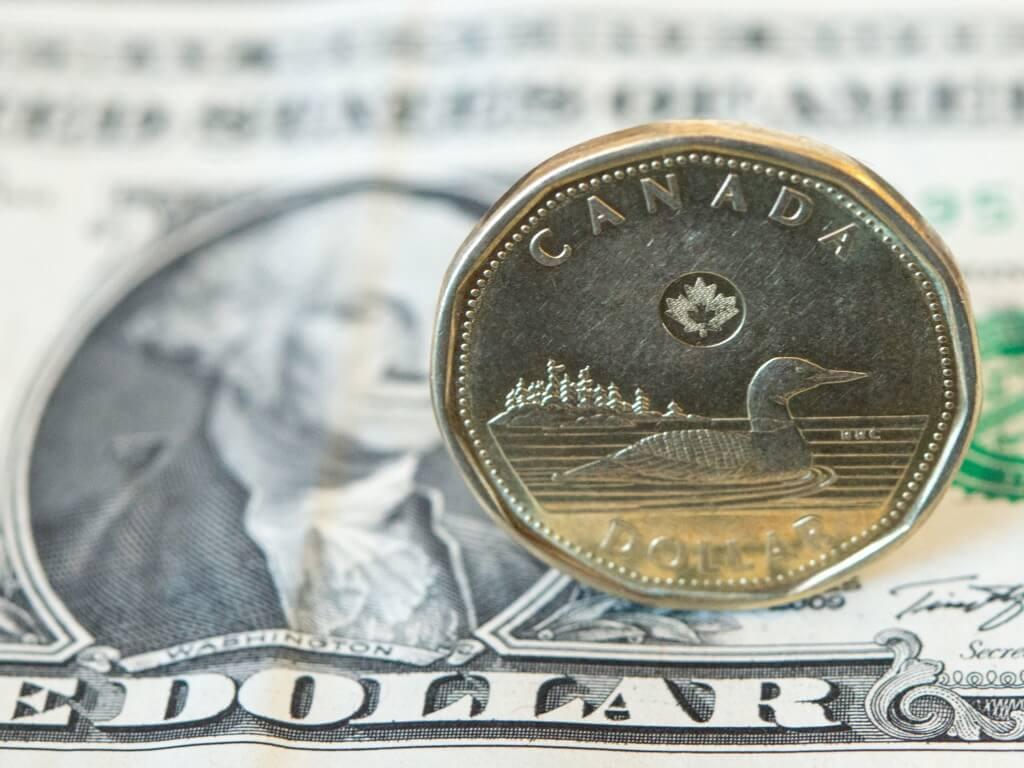 با افزایش قیمت نفت، ارزش دلار کانادا به بالاترین حد شش ماه اخیر رسید