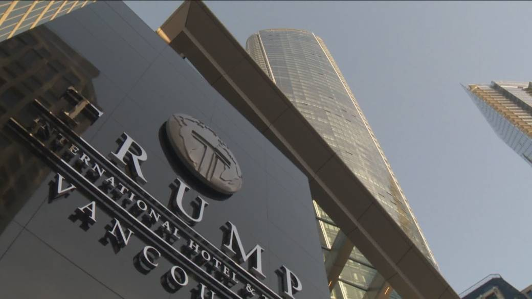 تعطیلی هتل ترامپ در ونکوور و اعلام ورشکستگی شرکت مالک