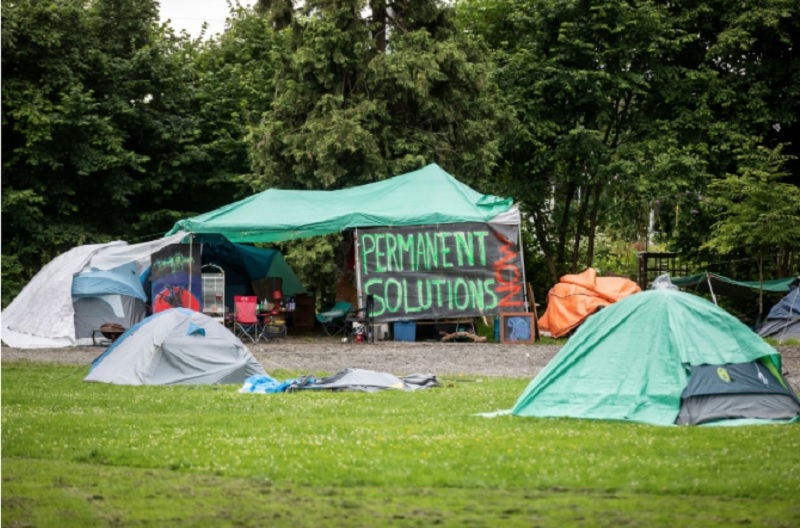 تصویب برنامه 30 میلیون دلاری برای اسکان بیخانمانها در هتلها و آپارتمانهای خالی ونکوور
