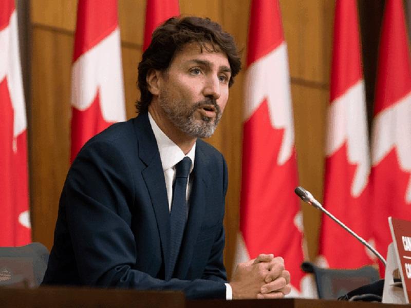 ترودو : کانادا در زمینه کووید-19 مسیر اشتباهی را طی می کند