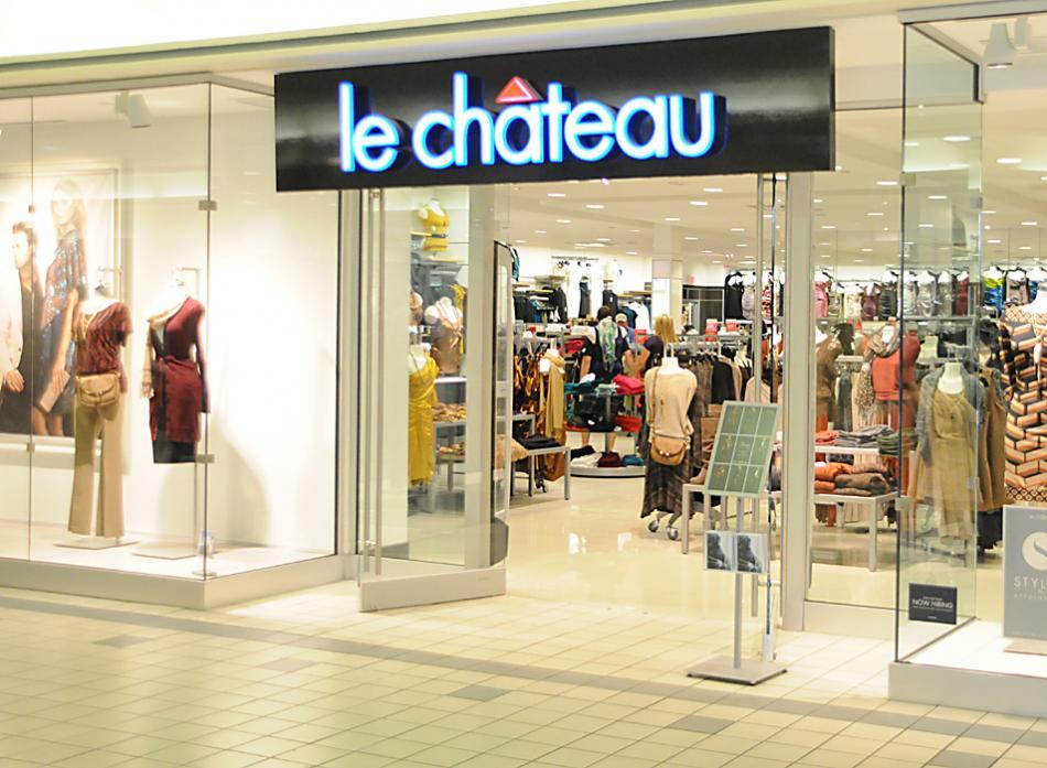 شرکت«le chateau» با اعلام ورشکستگی،تمامی 123 فروشگاهش را تعطیل می کند