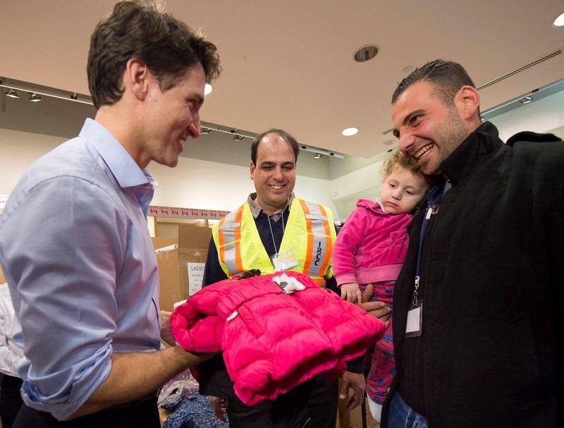 کانادایی ها بیشتر از سایر مردم جهان از زندگی و ازدواج با مهاجرین استقبال می کنند