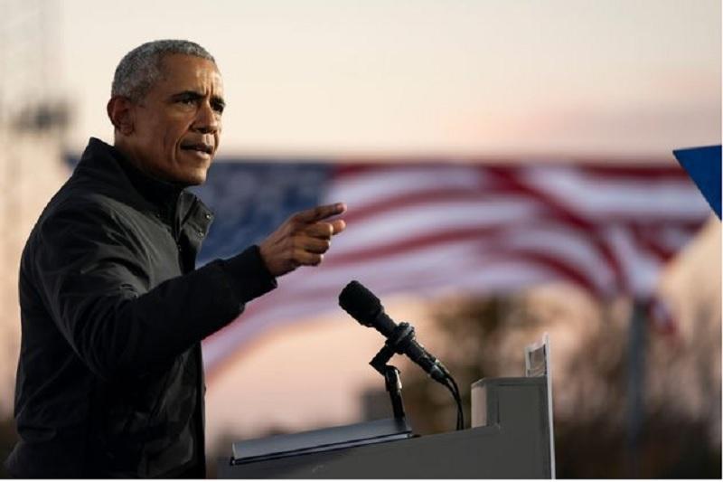 اوباما خطاب به رایدهندگان: آمریکا باید پاندمی را مثل کانادا مدیریت میکرد