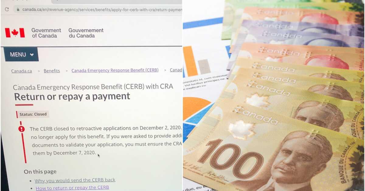 اداره مالیات کانادا 441 هزار نامه «آموزشی» برای افرادی که شاید واجد شرایط دریافت کمک 2000 دلاری نبودند، ارسال کرد