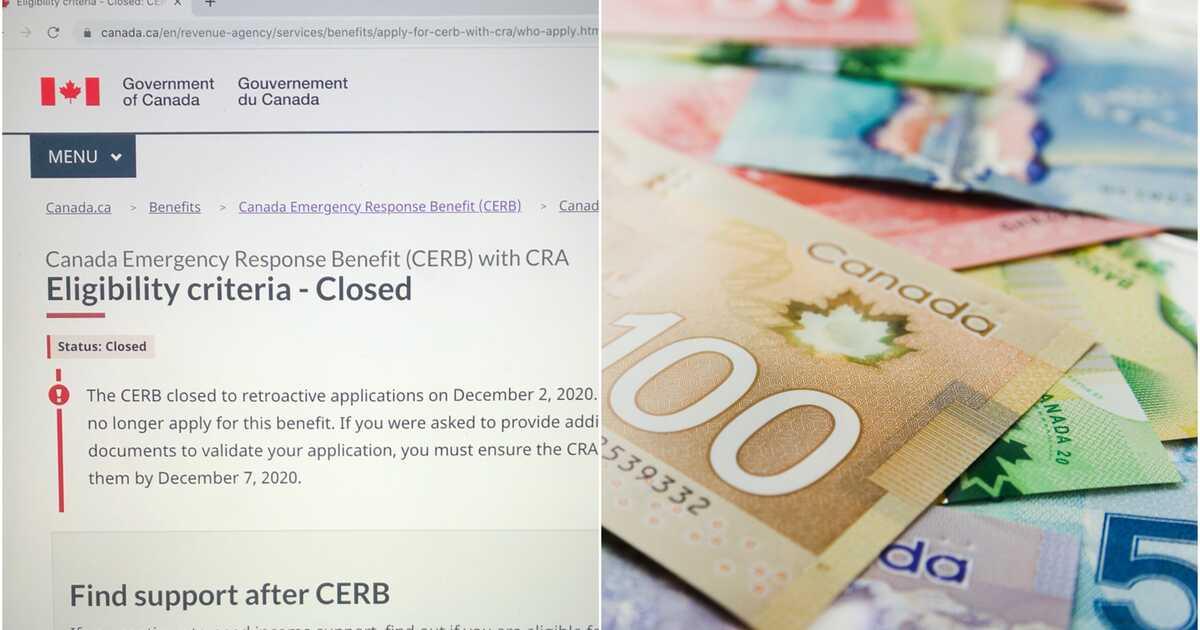 چرا از برخی خانوارهای کانادایی خواسته شده تمامی کمکهای نقدی دریافتی از دولت را تا آخر دسامبر پس دهند؟