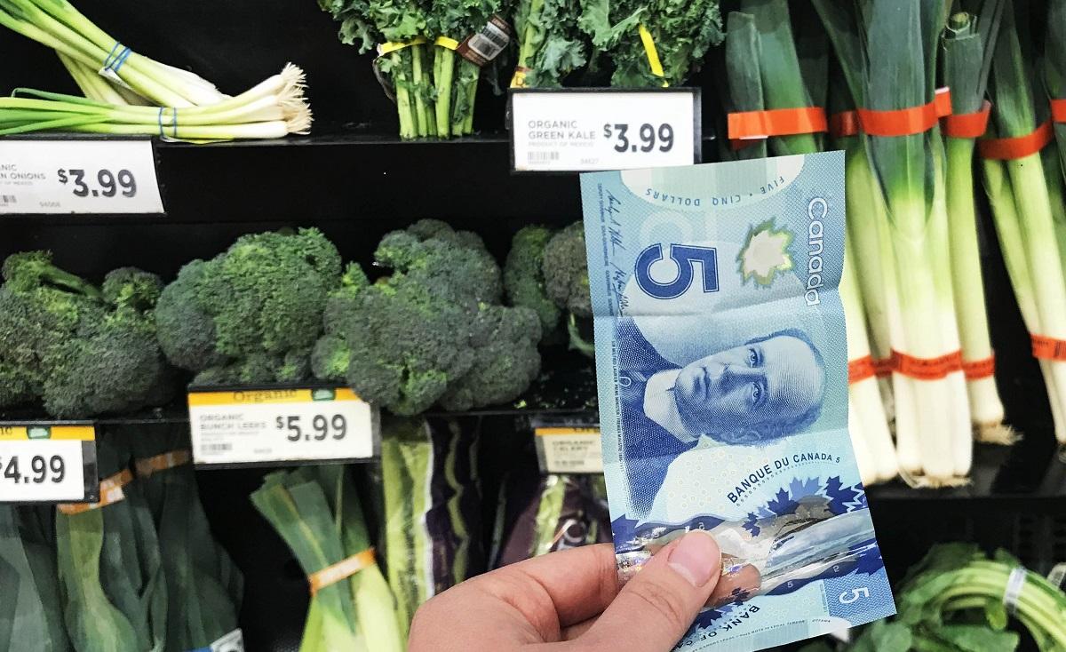 هزینه خوراک یک خانوار کانادایی سال آینده تقریبا 700 دلار افزایش خواهد داشت
