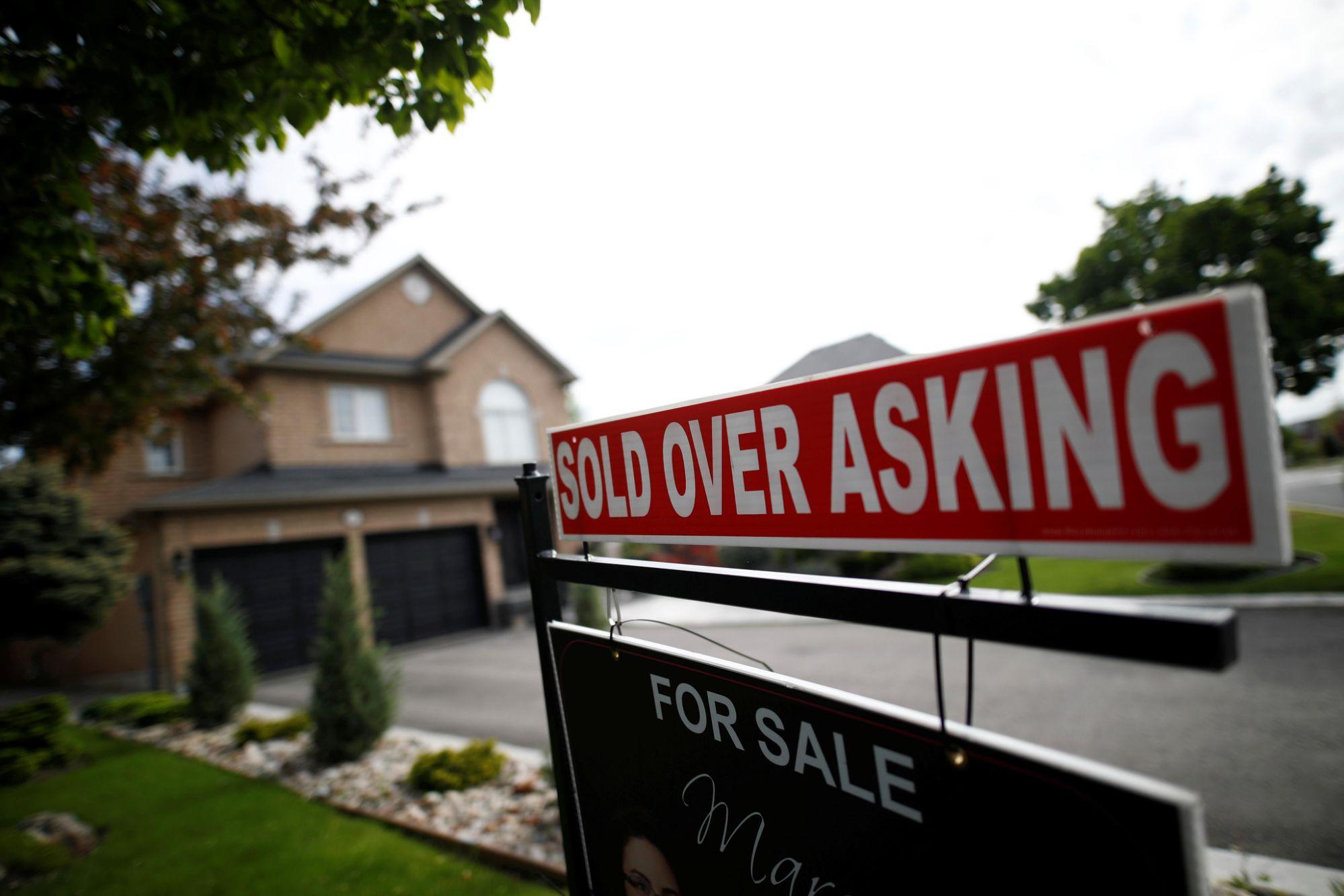 رکورد تازه فروش مسکن کانادا در ژانویه ،قیمتها را به بالاترین سطح رساند